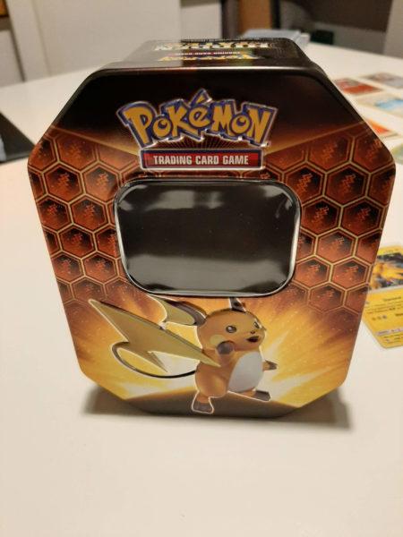 Raichu Verborgenes Schicksal Tin Box